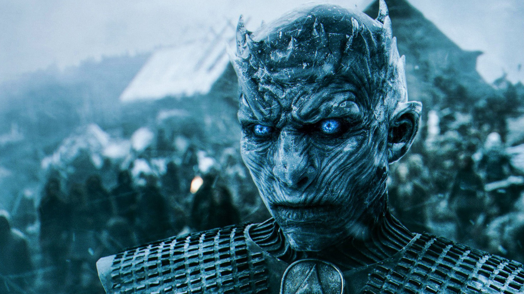 Game of Thrones season 8 - Game of Thrones season 8: the enigmatic symbol left by the night king is it a clue that identifies his identity?