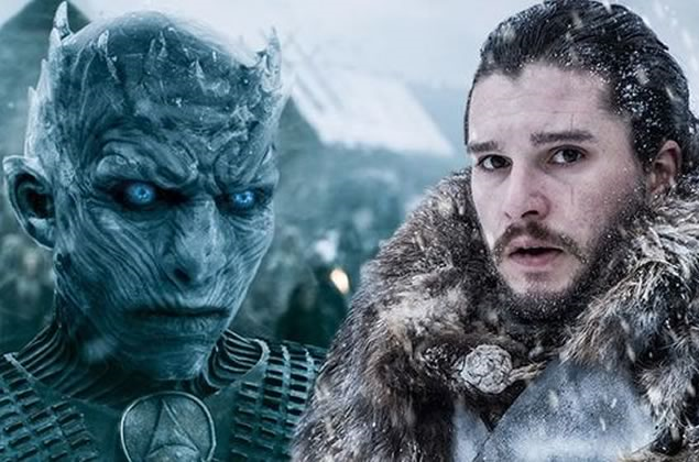 games of thron 8 - Game of Thrones season 8: the enigmatic symbol left by the night king is it a clue that identifies his identity?