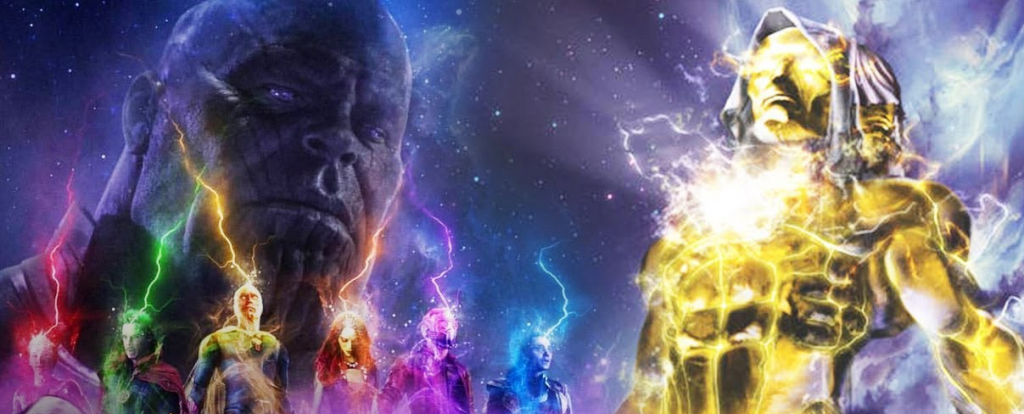 THE ONE ABOVE OR THE LIVING TRIBUNAL 1024x414 - 5 superhero more powerful than Captain Marvel that we would like to see arriving in the MCU