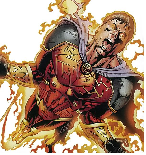 vulcain - 5 superhero more powerful than Captain Marvel that we would like to see arriving in the MCU